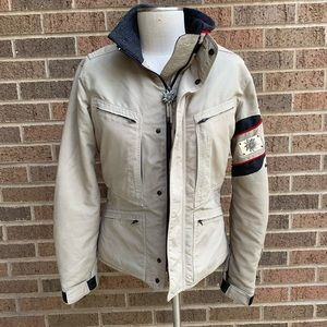 Hell is For Heroes Military Style Ski Jacket Coat